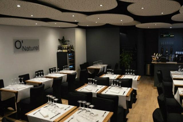 o naturel ristorante naturista parigi