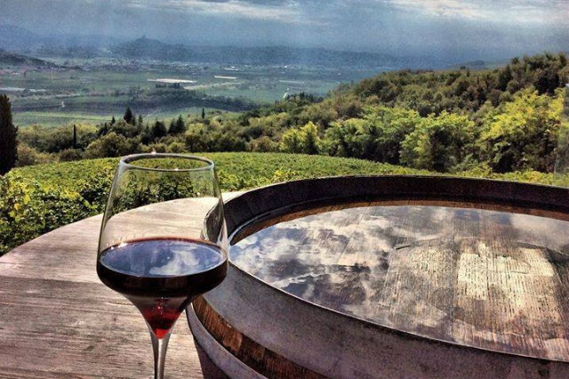 degustazione vini veneto