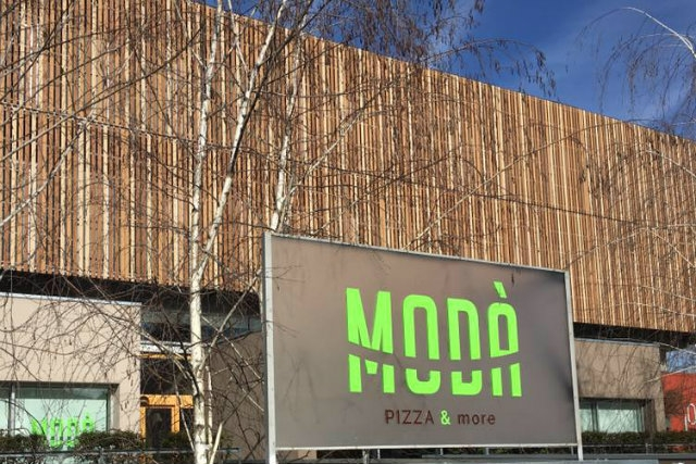 modà pizza & more