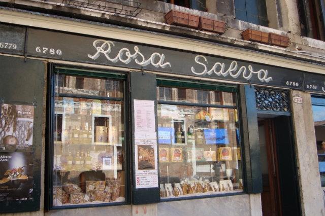 rosa salva, venezia, frittelle