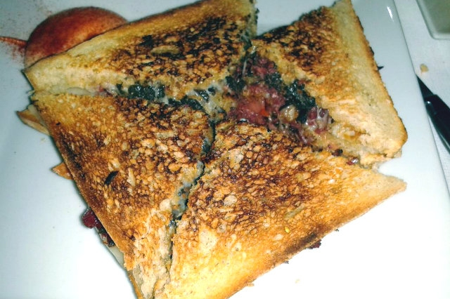 pastrami sandwich in veneto