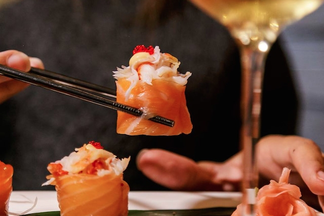 kisen sushi milano