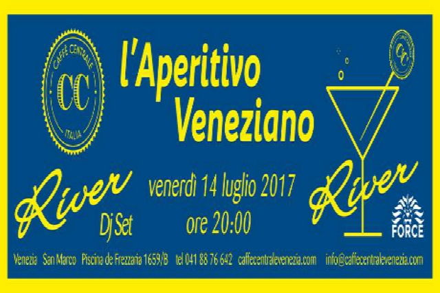 venezia aperitivo river