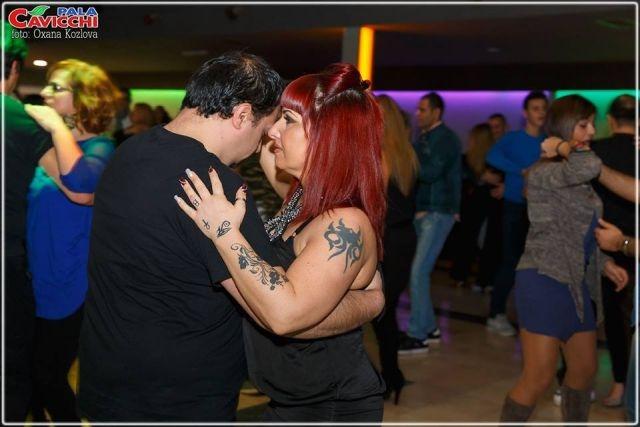 ballare musica latina a roma