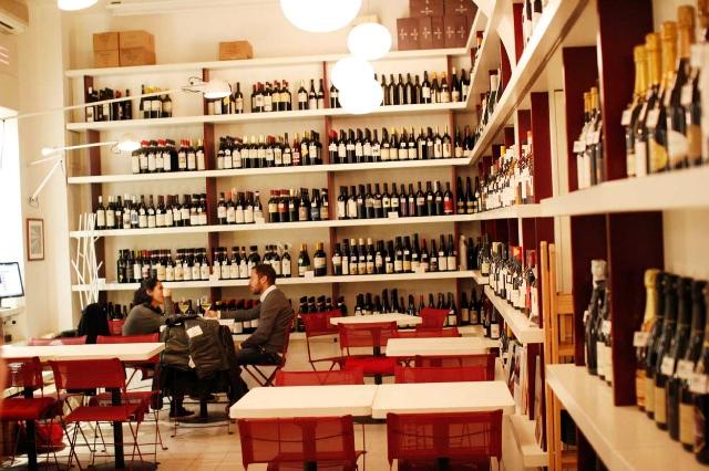 bibenda wine concept enoteca celio grazia trischitta fondazione italiana sommelier vini naturali a roma degustazione