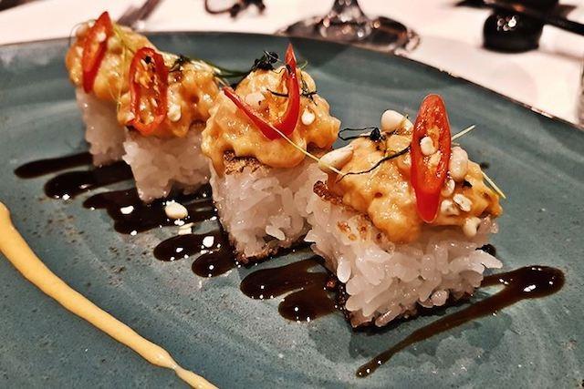 sushi marro fisheria