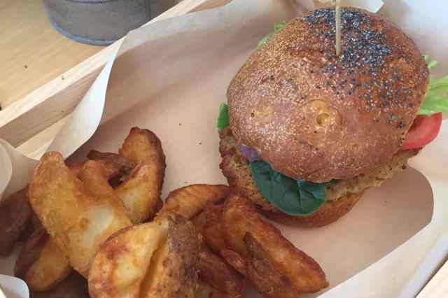milano ristoranti vegetariani vegani flower burger