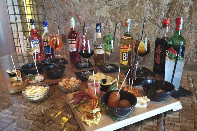 ferro e cuoio roma spritz particolare signature marta castagnone barlady aperitivo ostiense