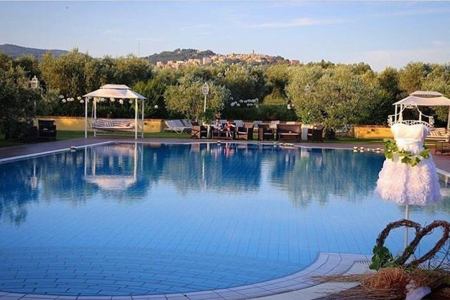 agriturismi con piscina vicino roma la meridiana