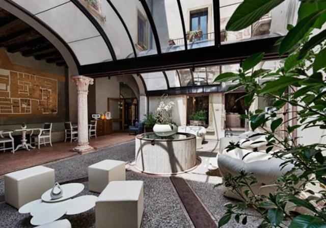 aperitivo in hotel verona