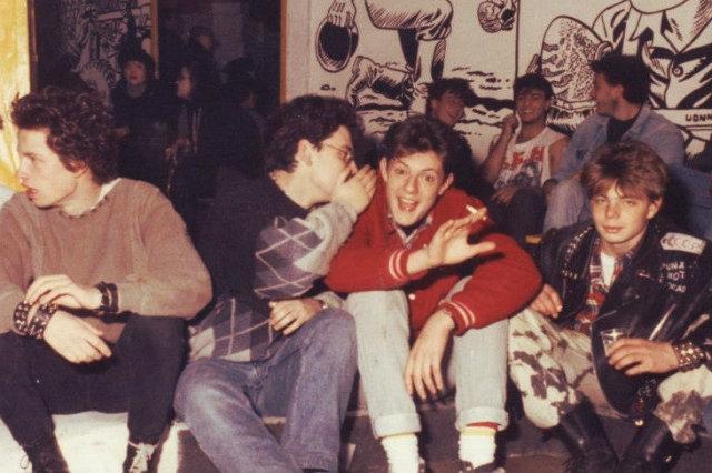 anni 80, discoteche roma