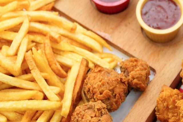 cik fried chicken milano
