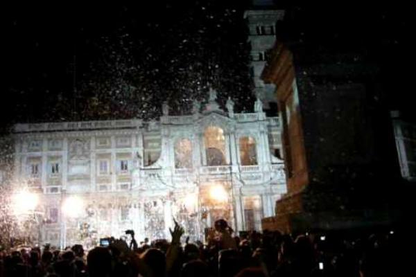 miracolo neve santa maria maggiore madonna della neve agosto roma 5 agosto esquilino evento gratis agosto romano