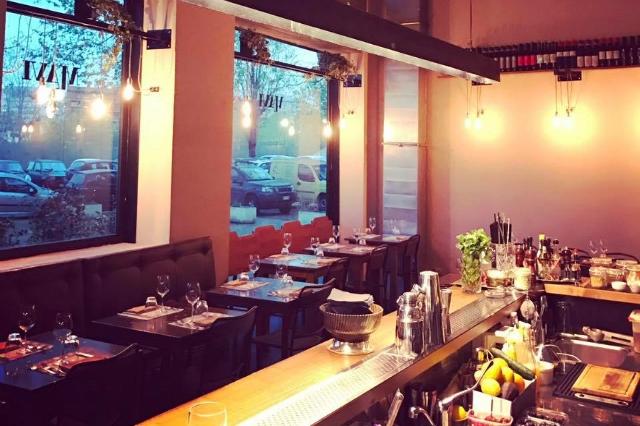 mavi roma intervista team cristiano ciaralli ostiense trattoria ristorante bistrot cocktail bar