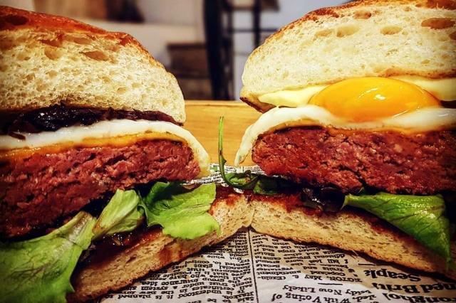 burger bistrot roma cottura sottovuoto fori imperiali monti migliori hamburger particolari