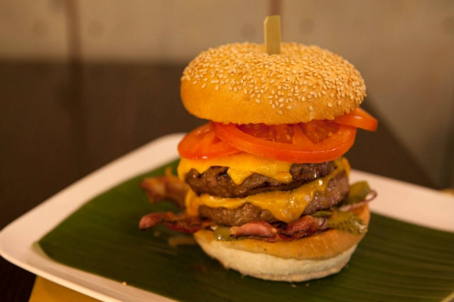 off the hook hamburger