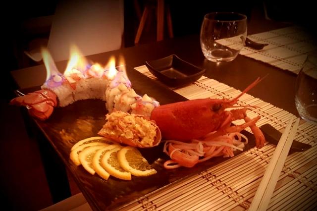 ristoranti cucina creativa roma wasabi giapponesi sushi fusion balduina