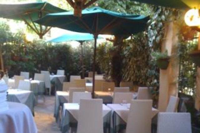 ristoranti con giardino veneto