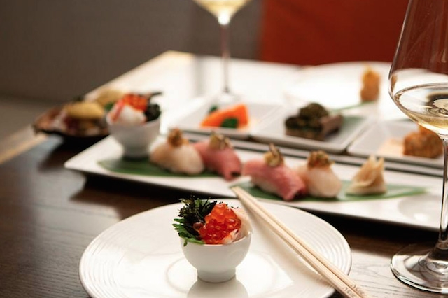 armani nobu ristorante giapponese milano