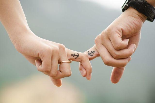 tatuaggi tendenze 2017 tatuaggi di coppia