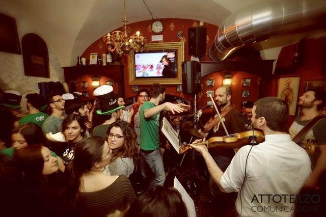 festa san patrizio saint patrick barletta puglia irish pub