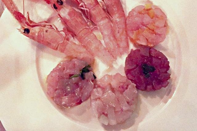 locali dove mangiare pesce crudo mestre dinorni dime