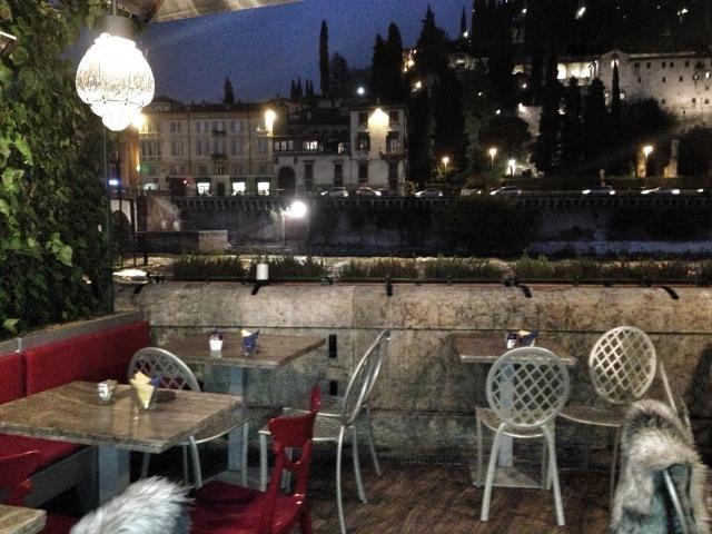 aperitivo terrazza bar al ponte