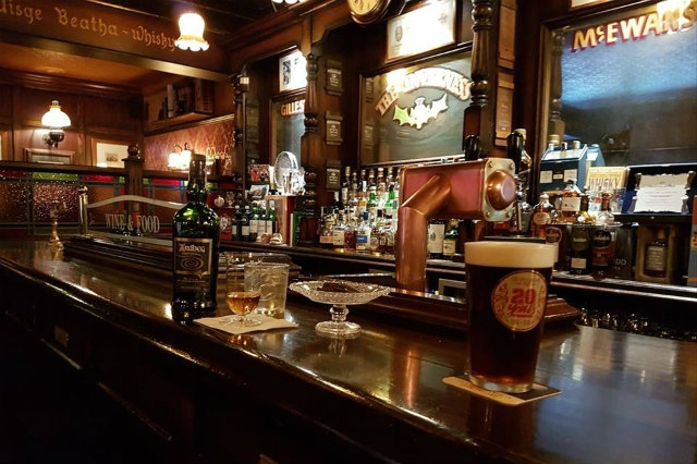 pub stile scozzese in veneto