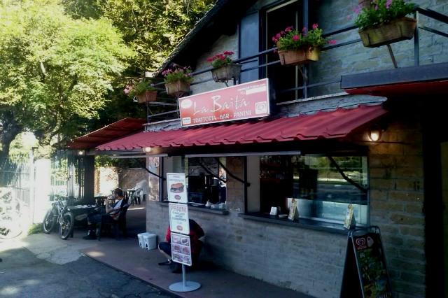 la baita rocca di papa castelli romani migliori ristoranti gita roma