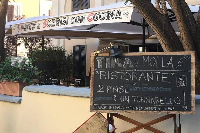 tira e molla roma san giovanni villa fiorelli migliori fiori di zucca fritti di roma