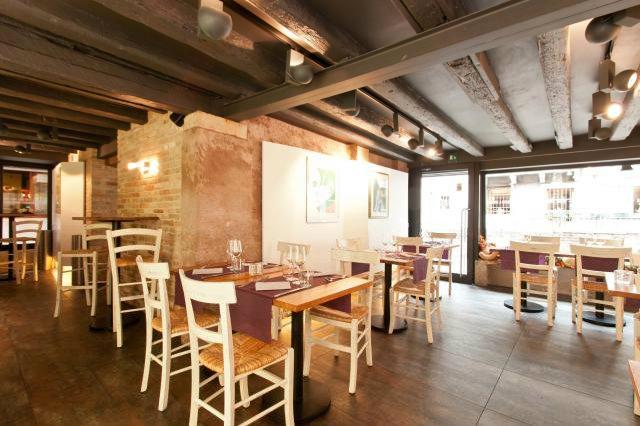 ristorante cason cena romantica venezia