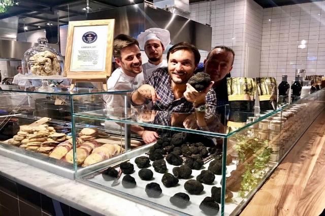 i tartufi di savini mercato centrale roma dove mangiare il tartufo a roma stazione termini