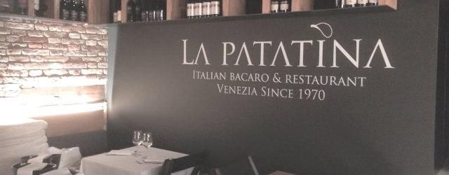la patatina san polo venezia