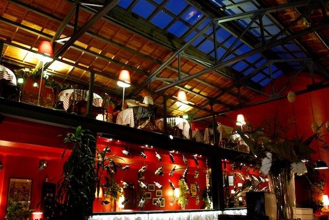officina 12 ristorante milano