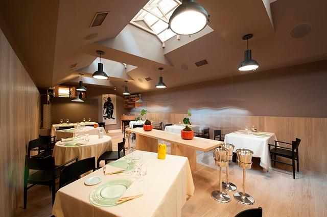 joia ristorante elegante chic stellato vegetariano milano