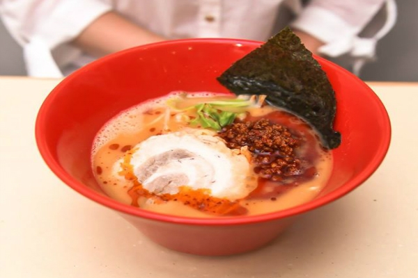akira ramen spicy zuppa intervista akira yoshida cucina giapponese roma ramen bar
