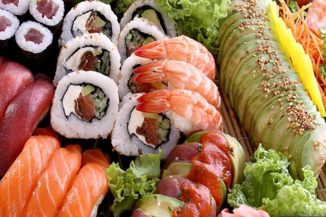 wild ginger sushi rolls migliori ristoranti sushi take away roma ostiense