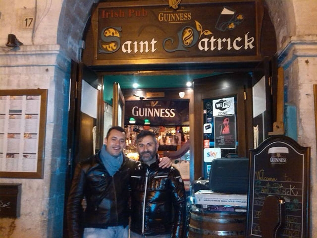 locali a tema irlandese irish pub saint patrick barletta foto da facebook https://www.facebook.com/photo.php?fbid=10202128729443265&set=t.1118644145&type=3&theater