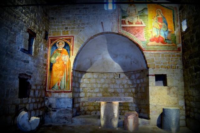 la tenuta di san pietro a pettine trevi umbria tartufo roma ristorante taste of roma 2018