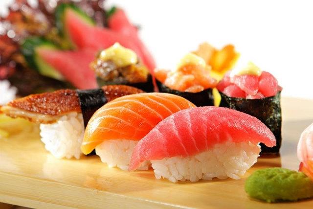 aperitivo con il sushi in veneto