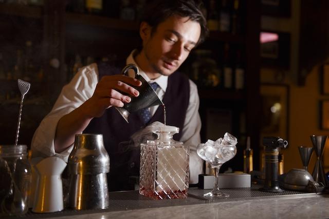 mattia scaglioni gramm bartender milano