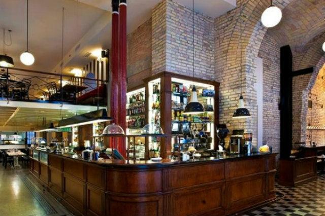 Arredamento Bar Stile Vintage : Locali a roma dove lo stile vintage è di moda