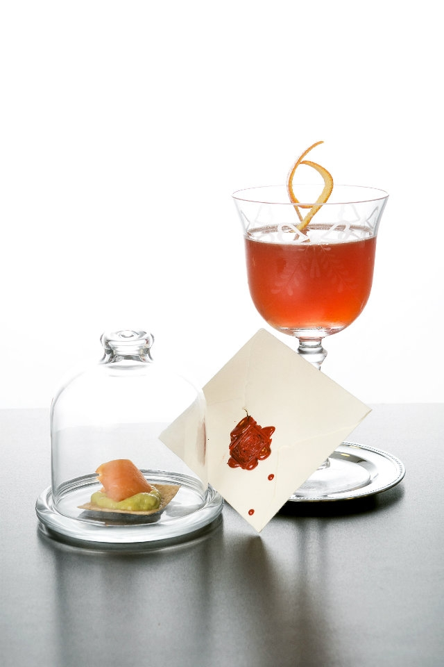 campari cocktail romiti