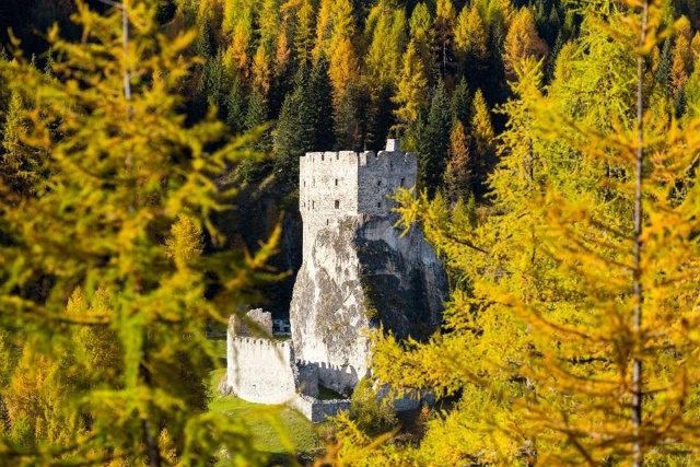 castelli da visitare in veneto
