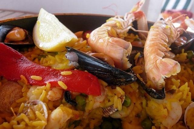 madrid capital ristorante spagnolo napoli