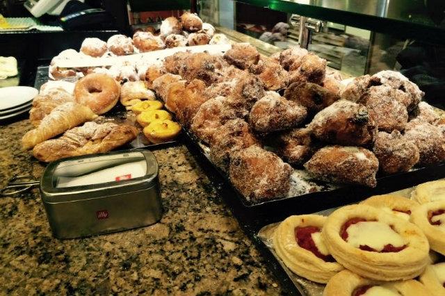 colazioni abbondanti veneto