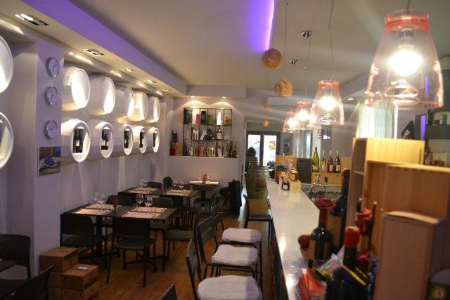 est vineria andria piazza catuma wine bar degustazione prodotti slow food biologio