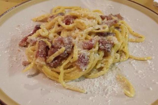 osteria bonelli roma alessandrino cucina romana ristoranti spendere poco gricia