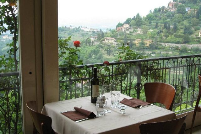 vigilio ristorante vista panoramica