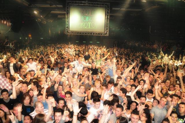 migliori live club d'italia